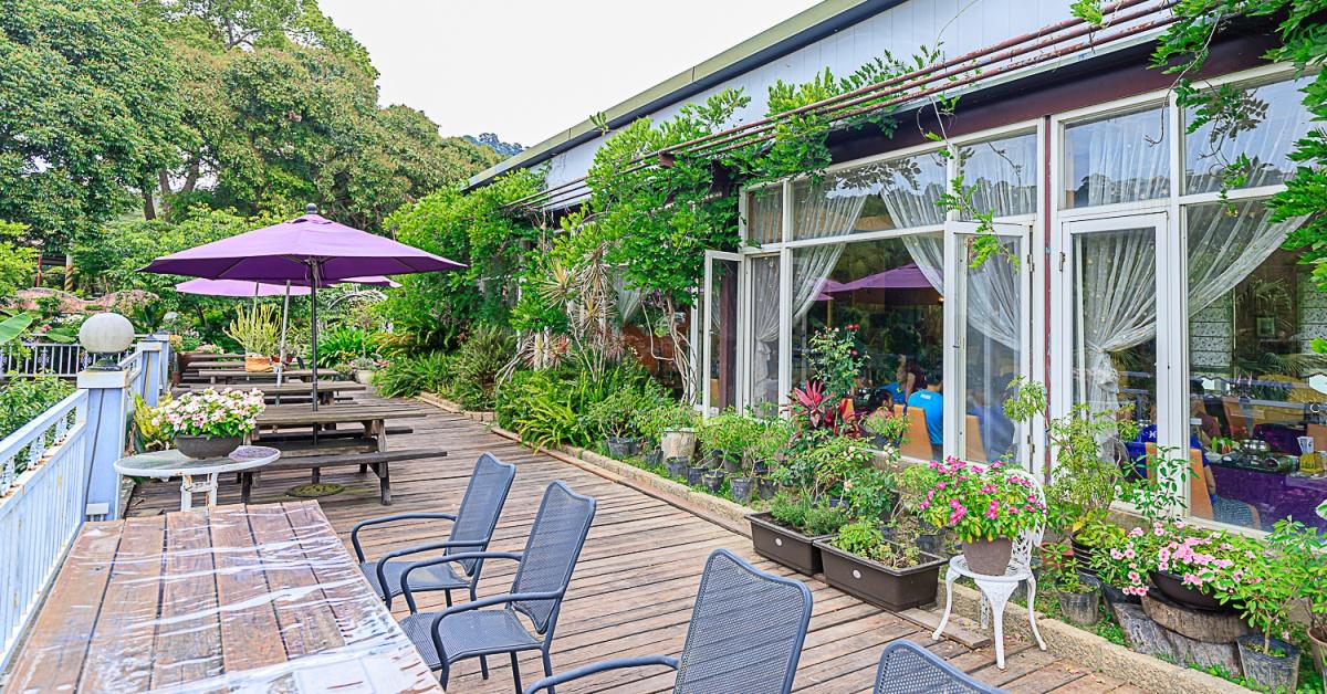 新社普羅旺斯庭園餐廳